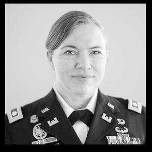 Profile Picture of LTC Kristin Saling.
