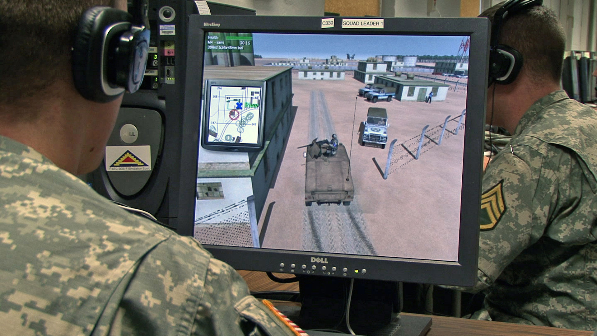 Картинки по запросу us army computer combat simulation