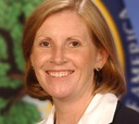 Theresa Shaw, head of the Federal Student Aid office.