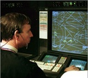 Upgraded network will relay data more rapidly than current radar-based system.