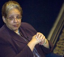 """GSA transition chief Gail Lovelace says documents are a """"starting point for discussion."""""""