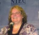 National Treasury Employees Union president Colleen Kelley