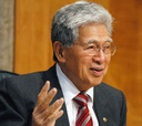 Sen. Daniel Akaka is spearheading the Senate effort.