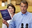 Rep. John Boehner, R-Ohio, introduced the plan Thursday morning.
