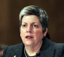 Janet Napolitano says agency is 'decreasing administration and overhead.'
