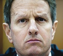 Treasury Secretary Geithner would allocate limited funds if the debt limit isn't raised.
