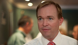 Rep. Mick Mulvaney, R-S.C., sponsored the bill.