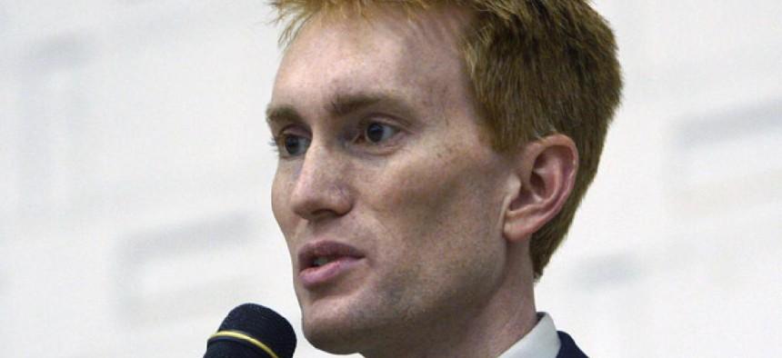 Rep. James Lankford, R-Okla. introduced the legislation Tuesday.