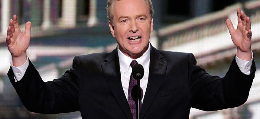 """Bill cosponsor Chris Van Hollen, D-Md., said, """"This good government measure will give Congress the time to pursue its important transparency and accountability objectives."""""""