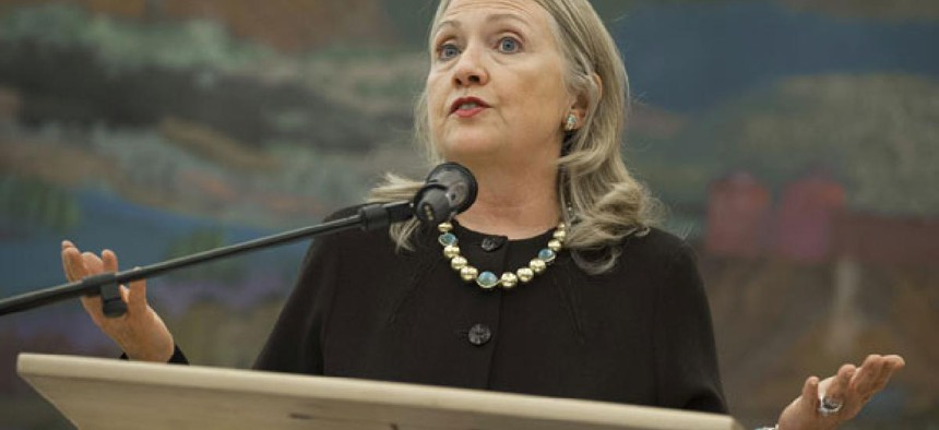 Secretary of State Hillary Clinton is the most high-profile of the Cabinet members likely to step down.