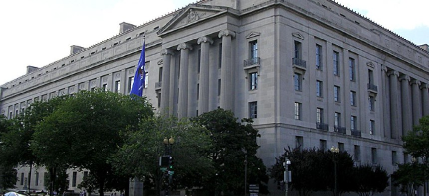 Justice Department headquarters
