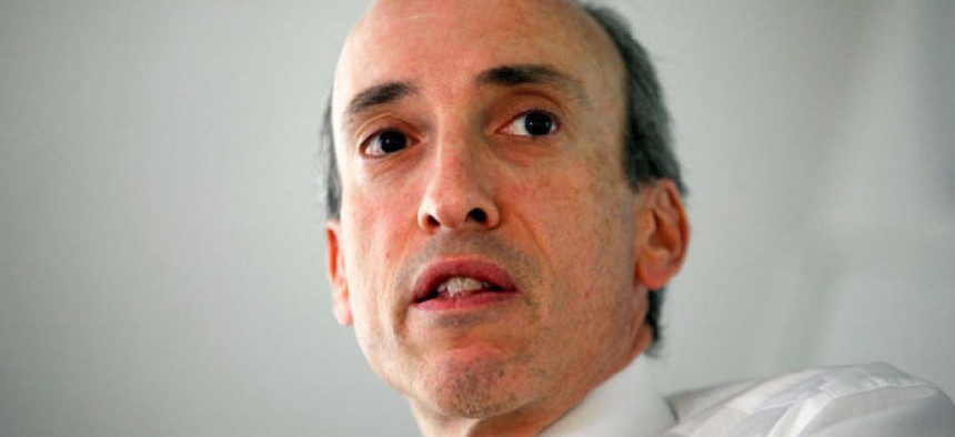 Gary Gensler said he is still mulling his next move, according to reports.