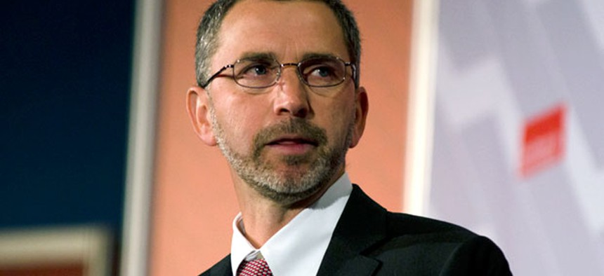Dan Tangherlini was confirmed as head of the General Services Administration Thursday.