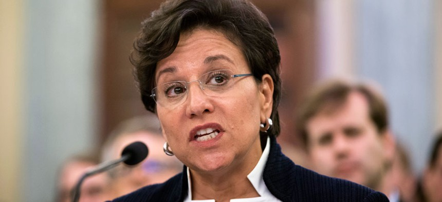 Commerce Secretary Penny Pritzker