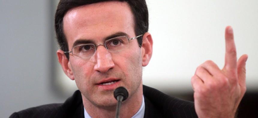 Former Budget Director Peter Orszag