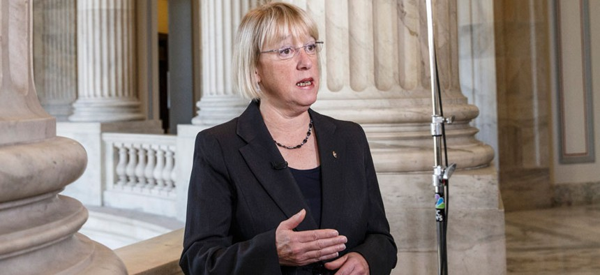 Senate Budget Committee Chairwoman Patty Murray has made a mission of warning Republicans against mounting a fight.