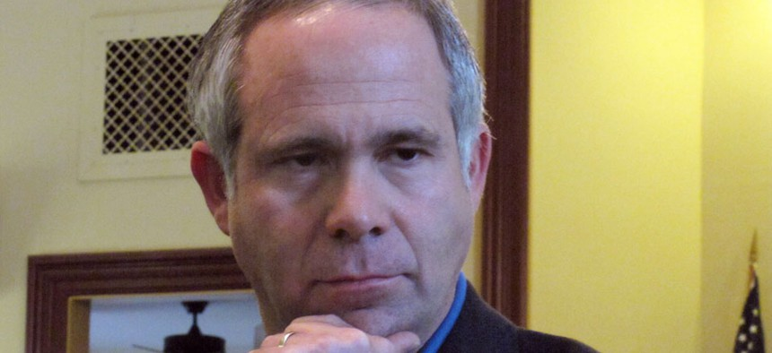"""That's what our leadership said—if we get past this one, we're done until the election,"" said Rep. Tim Huelskamp, a Kansas Republican."