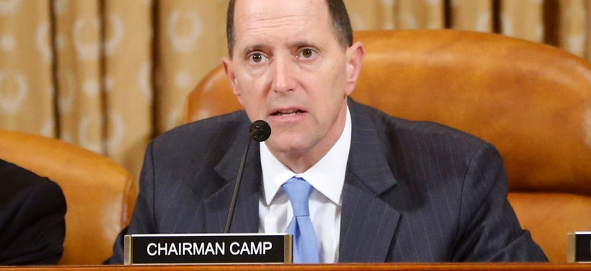 """""""If the IRS doesn't take immediate steps to provide the committee with documents responsive to this request,"""" Rep. Dave Camp, R-Mich., wrote in a Feb. 24 letter, """"I will consider using compulsory process to compel them."""""""