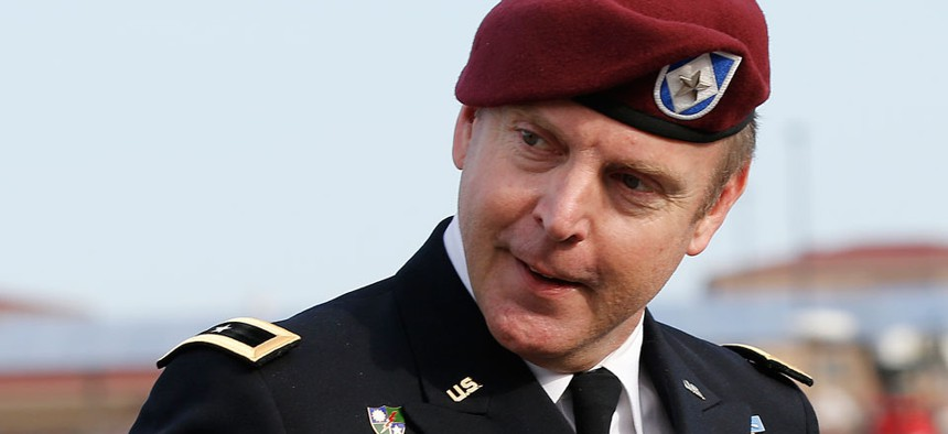 Brig. Gen. Jeffrey Sinclair was reprimanded and sentenced last week to pay a $20,000 fine.