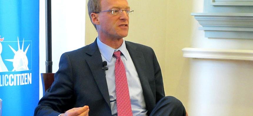 Howard Shelanski, administrator of the Office of Information and Regulatory Affairs