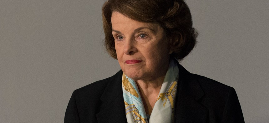 """""""The purpose of this review was to uncover the facts behind this secret program, and the results were shocking,"""" said Chairman Dianne Feinstein."""