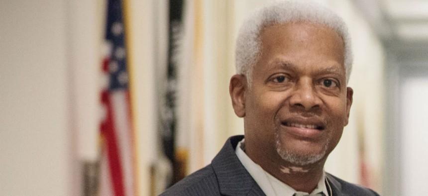 Rep. Hank Johnson, D-Ga.