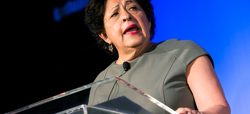 OPM Director Katherine Archuleta published a notice in the Federal Register.
