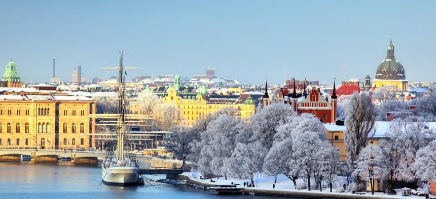 Hoffice is based in Stockholm.