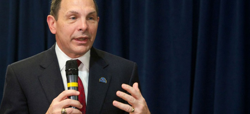 VA has fired about 900 employees since Bob McDonald took over as secretary, almost entirely for reasons not associated with patient data manipulation.