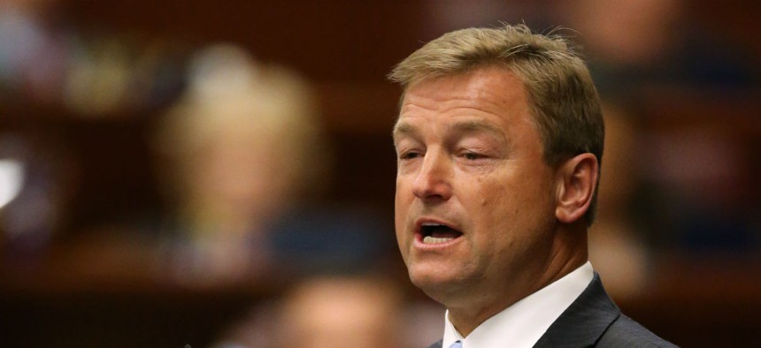 Sen. Dean Heller, R-Nev., says veterans face an unacceptable amount of red tape when applying for benefits.