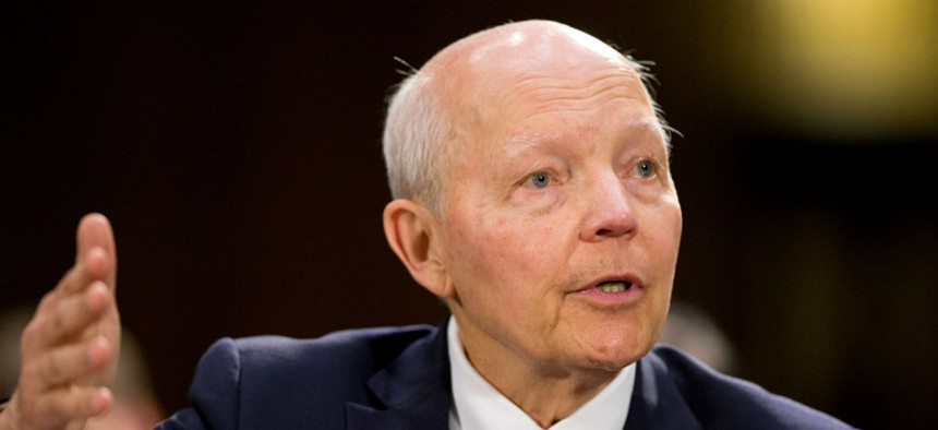 """""""Not surprisingly, we're seeing clear evidence of a longstanding decline in revenue coming from audits,"""" IRS Commissioner John Koskinen said."""