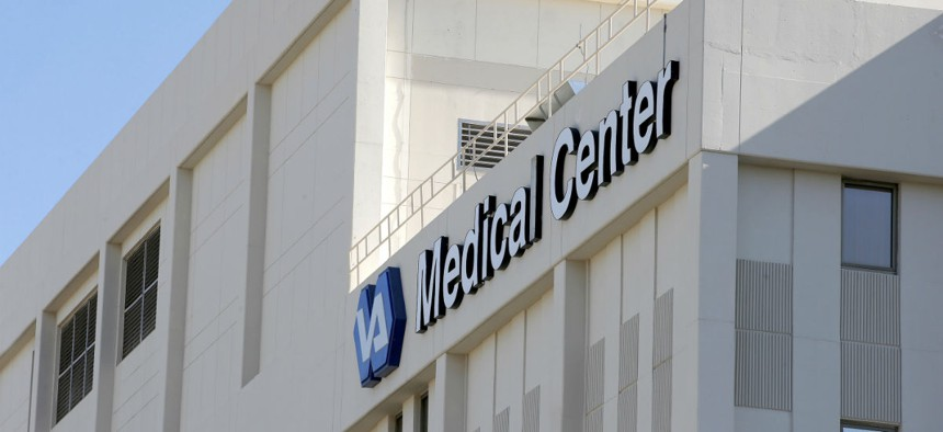 The Phoenix VA Health Care Center, which Helman ran when the scandal over falsifying wait lists erupted in 2014.