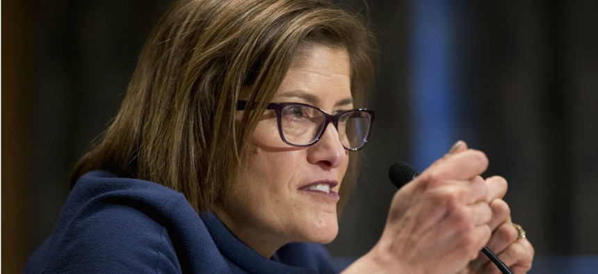 Acting OPM Director Beth Cobert said work on USAJOBS isn't complete.