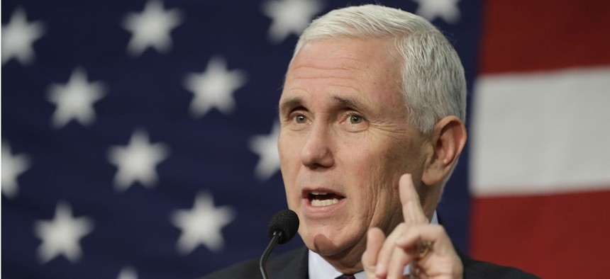 Republican vice presidential nominee Mike Pence scored a zero on fed-friendly votes.