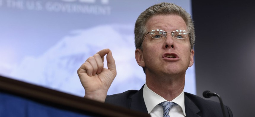 OMB Director Shaun Donovan discusses President Obama's fiscal 2017 budget.