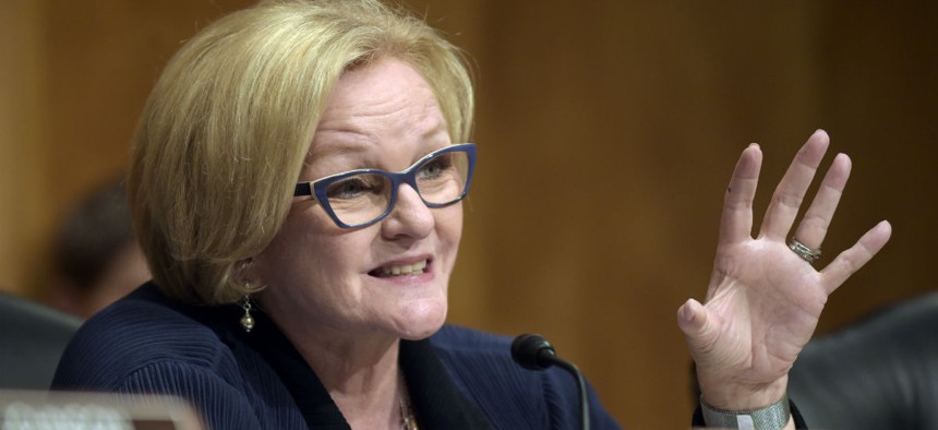 Sen. Claire McCaskill, D-Mo., is one of the lawmakers looking into the increase in attacks.