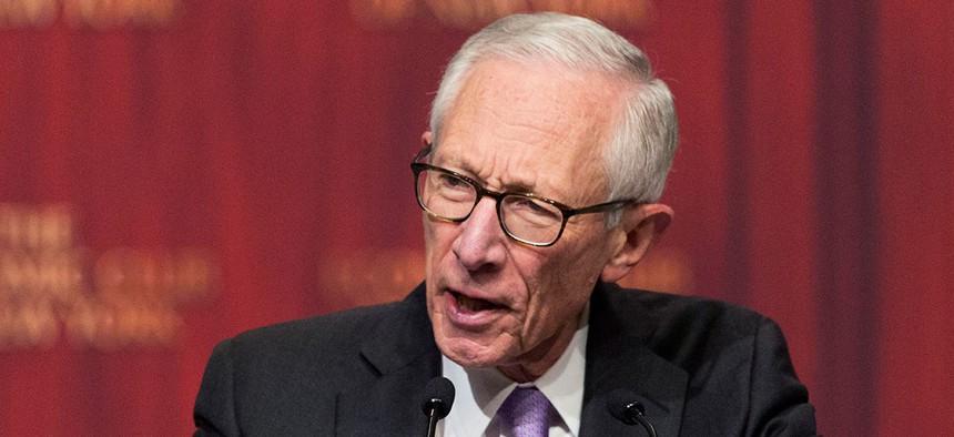 Fischer's resignation is effective from Oct. 13.