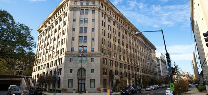 Bureau of Prisons headquarters in Washington.
