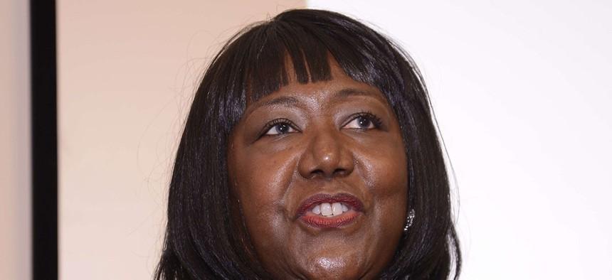 Vivieca Wright Simpson, chief of staff to VA Secretary David Shulkin, stepped down Friday.