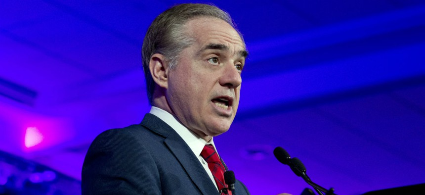 VA Secretary David Shulkin said department employees must all be moving in the same direction.