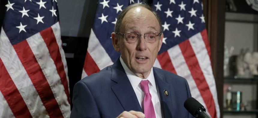 Rep. Phil Roe, R-Tenn., introduced the bill just one month ago.