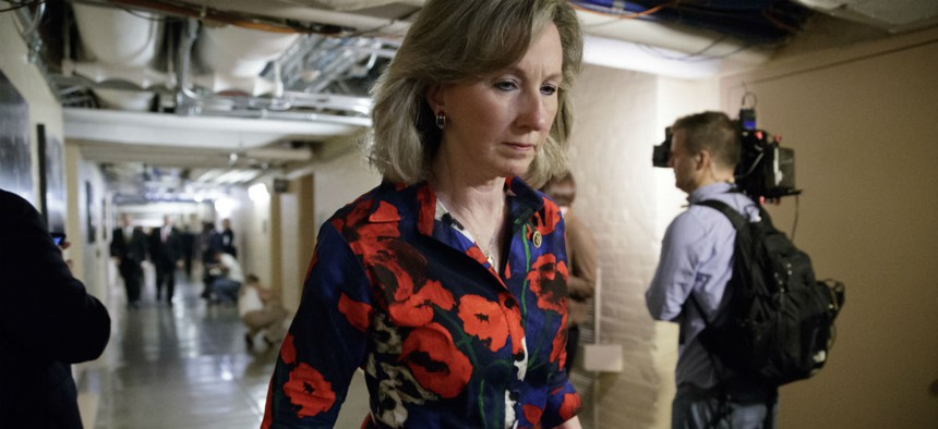 Rep. Barbara Comstock, R-Va., is one of the letter's signatories.