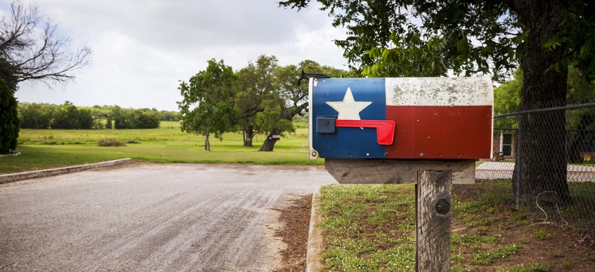 """Did you know the official state motto of Texas was """"friendship""""?"""