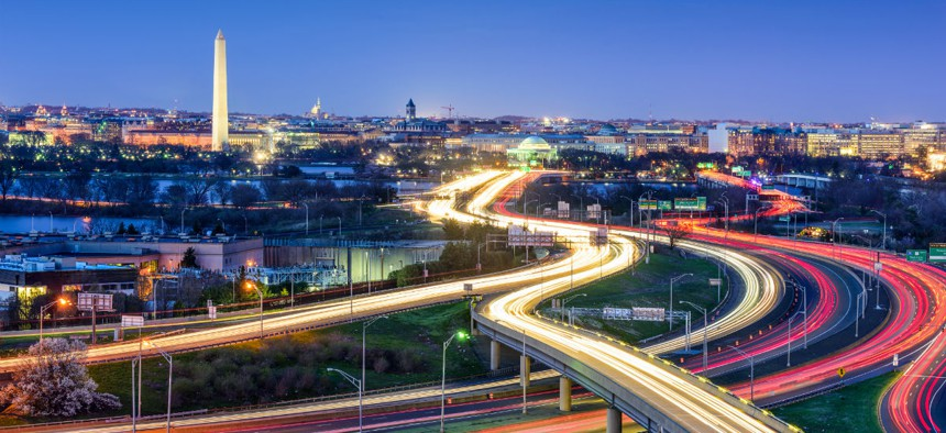 The reorganization plan would move more employees outside of the Washington, D.C., area.