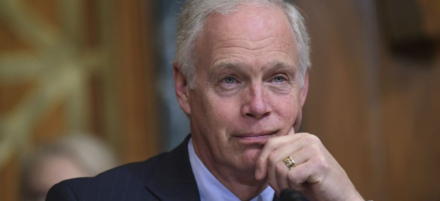 Sen. Ron Johnson, R-Wis., is the author of the bill.