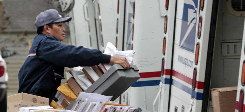 The Postal Service itself said it was still reviewing the recommendations.