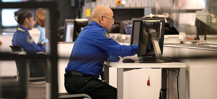 TSA employees are among those working without pay.