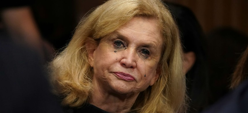 """""""Workers would cover for whoever is out of the office,"""" Rep. Carolyn Maloney said. """"This is really a win-win."""""""