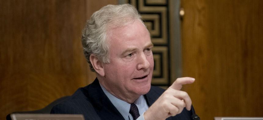 Sen. Chris Van Hollen, D-Md., was one of the lawmakers behind the measure.