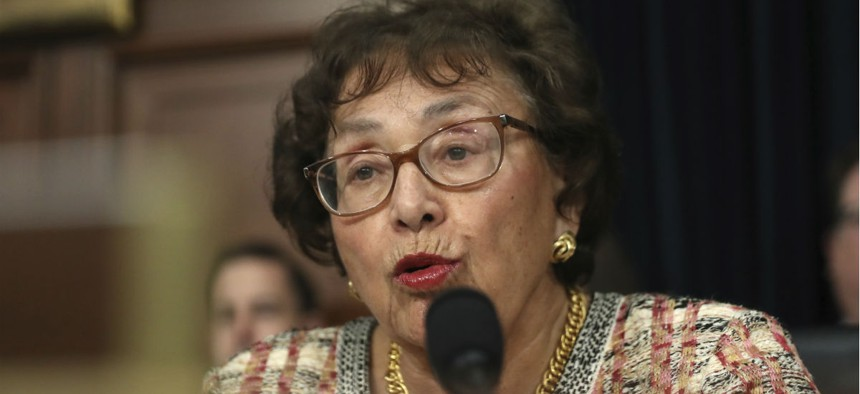 House Appropriations Committee Chairwoman Rep. Nita Lowey, D-N.Y., was one of the Democrats who was not receptive of the request.